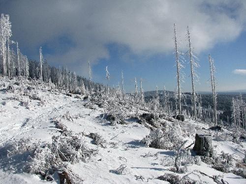 Schneeschuhtour über das Steinerne Meer am Dreisessel